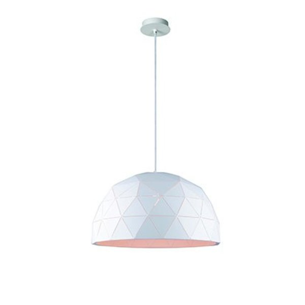 Lucide Hanglamp Otona Wit 60 cm