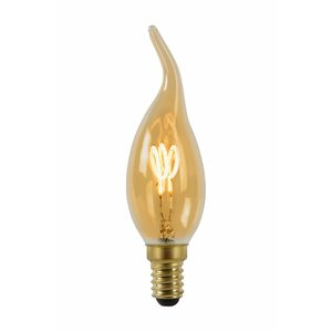 Lucide Filament Candle Led lamp  CT35