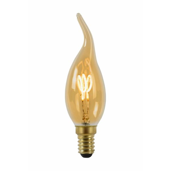 Lucide Filament Candle Led lamp