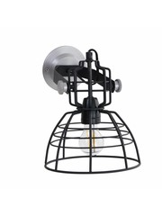 Steinhauer Wandlamp Mark III Mini Zwart