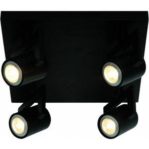 Freelight Spot Valvo  Vierkant 4 lichts Led