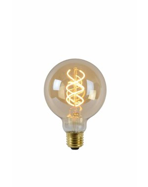 Lucide Filament Led 5 watt  Amber 95 mm
