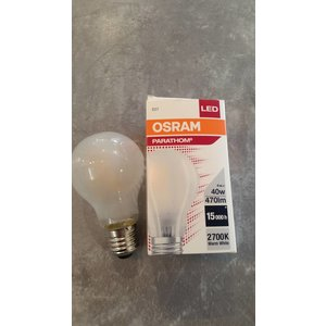 Osram Osram Led 4 watt niet dimbaar