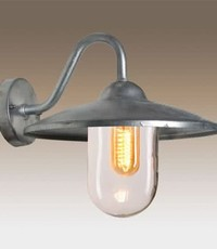 KS Buitenverlichting Outdoor lamp Brig Galvanized Steel