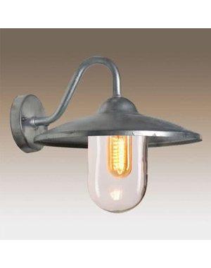 KS Buitenverlichting Outdoor lamp Brig Galvanized Steel