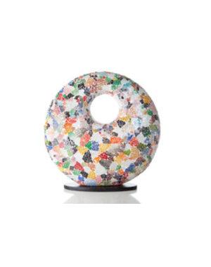 Villaflor Tafellamp Donut Multi Color