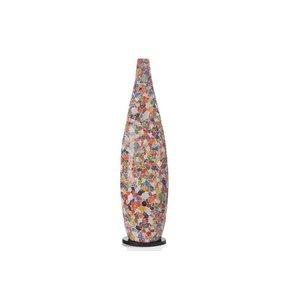 Villaflor Tafellamp Bottle Multi Color