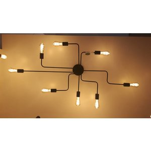 Lucide Plafondlamp Lester