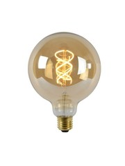 Lucide Filament Led 5 watt  Amber 12,5 cm