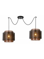 Lucide Orrin hanging lamp 2 lights