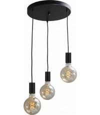 Master Light Hanglamp Tessi Rond 3 lichts