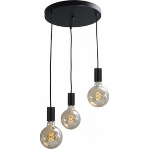 Master Light Hanglamp Tessi Rond 3 lichts