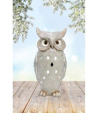 Sweet Lake Compagny Snow owl 28 cm