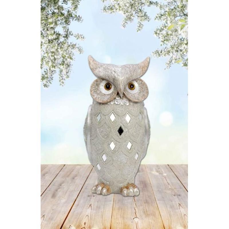 Sweet Lake Compagny Snow owl Owl 28 cm