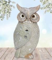Sweet Lake Compagny Snow owl 19 cm