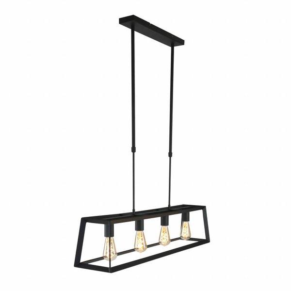 Steinhauer Hanging lamp Buckley Mexlite 4 light