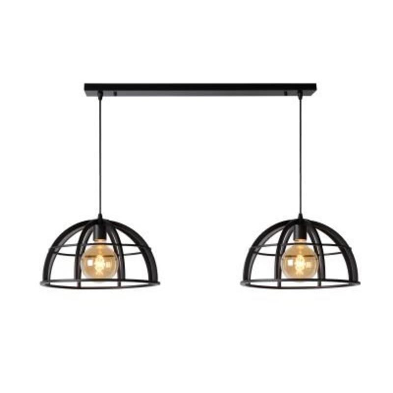 Lucide Hanglamp Dikra 2 lichts