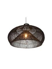 Villaflor Rattan Dome hanging lamp 70 cm