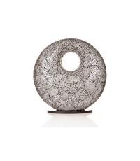 Villaflor Tafellamp Glas White Donut