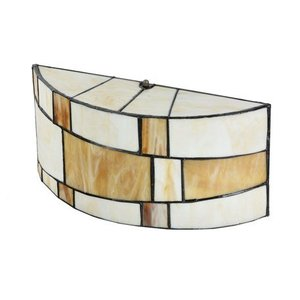 Art Deco Trade Wandlamp Tiffany Roundabout  small