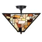 Art Deco Trade Plafondlamp Tiffany Fallingwater