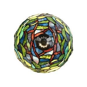 Art Deco Trade Tafellamp Tiffany Hortensia