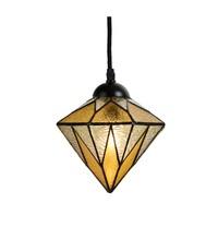 Art Deco Trade Hanglamp Tiffany Aiko Yellow