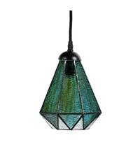 Art Deco Trade Tiffany Arata Green hanging lamp
