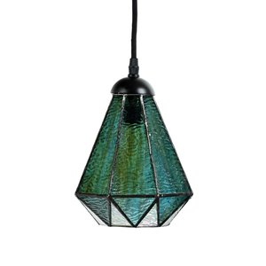 Art Deco Trade Hanglamp Tiffany Arata Green