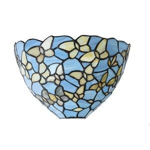 Art Deco Trade Wandlamp Tiffany Fly Away