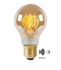 Lucide Filament Led  Amber  Dag/Nacht sensor