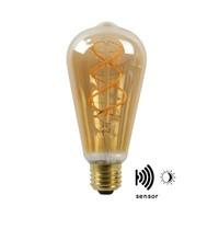 Lucide Filament Led  14,6 cm  Dag/Nacht sensor