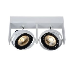 Lucide Plafondspot Griffon 2 lichts