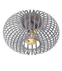 Lucide Plafondlamp Manuela Grijs