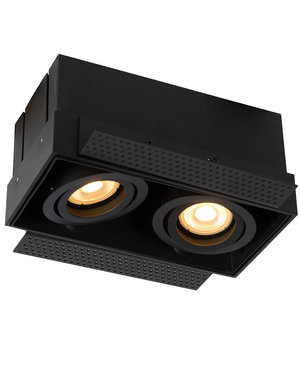 Lucide Built-in spot Trimless 2 lights