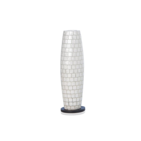 Villaflor Floor lamp Moni White Apollo