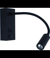 Licht en  Wonen Wandlamp Easy USB