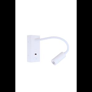 Licht & Wonen Wandlamp Easy USB