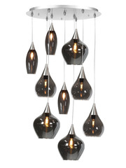 HighLight  Cambio hanging lamp 9 lights