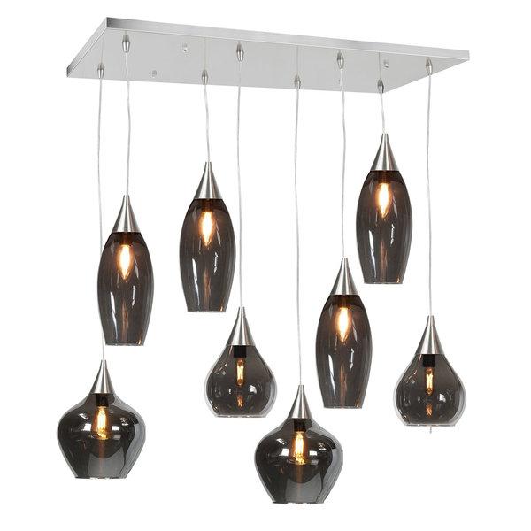 HighLight lampen  Hanglamp Cambio  8 lichts