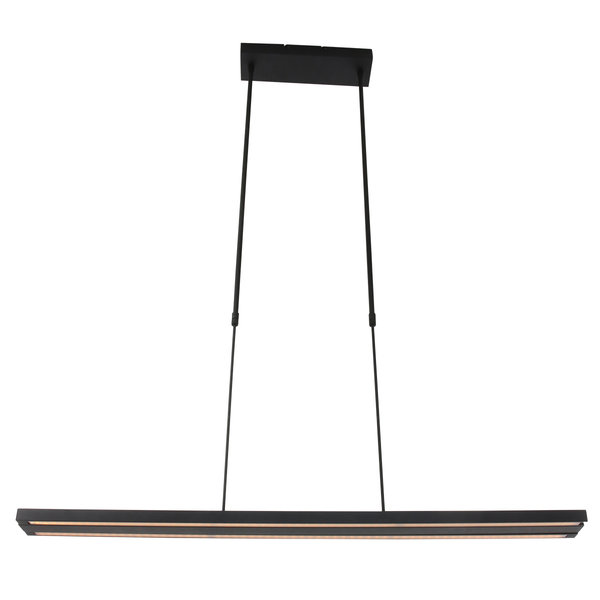 Steinhauer Hanging lamp Zelena Motion Led