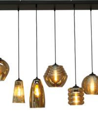 Master Light Quinto hanging lamp 8 lights