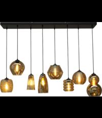 Master Light Quinto hanglamp 8 lichts