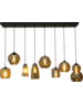Master Light Quinto hanging lamp 8 lights