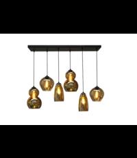 Master Light Quinto hanging lamp 6 lights