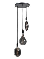 HighLight  Hanglamp rond met  3 Led lampen