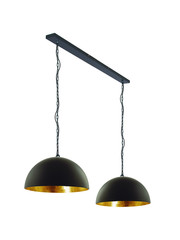 Steinhauer Hanging lamp Semicircel