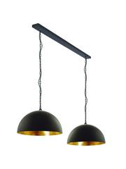 Steinhauer Hanglamp Semicirkel