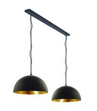 Steinhauer Semicircle hanging lamp