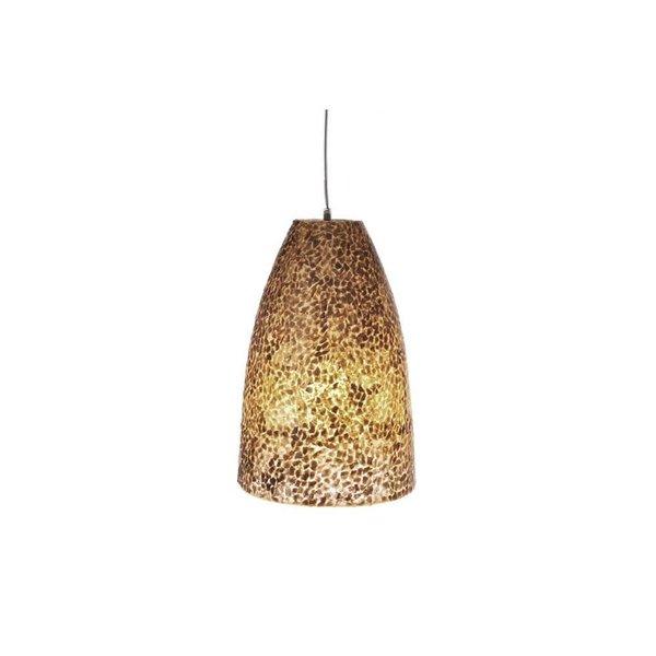 Villaflor Wangi Bell hanging lamp 28 cm